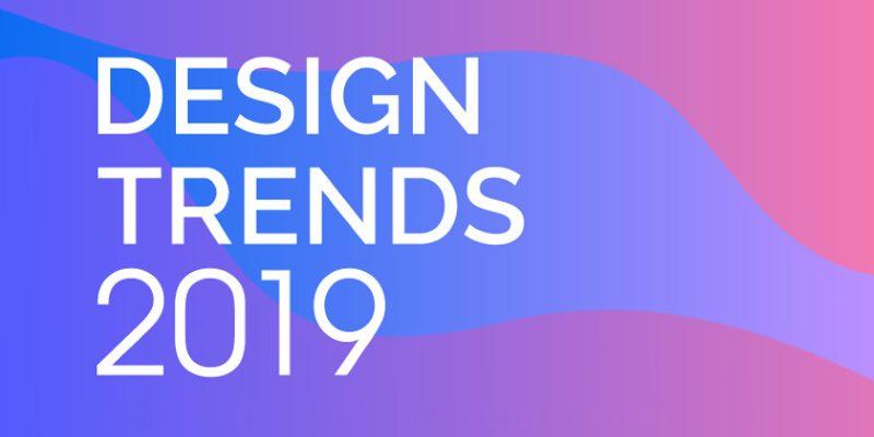 Тренды веб-дизайна 2019
