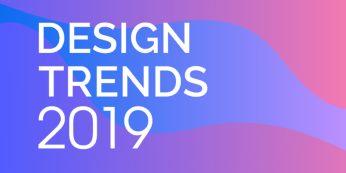 Тренды 2019 года в области веб-дизайна, аудио, видео и графики
